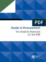 Guide to Procurement En
