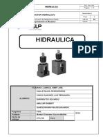 INFORME 4 HIDRAULICA
