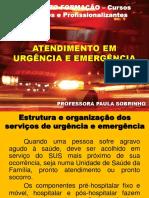 Atendimento Em Urgência e Emergência