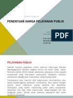 Penentuan Harga Pelayanan Publik-1