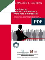 Gestion Eventos Protocolo Empresarial