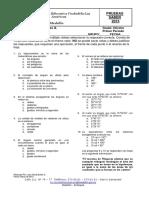 Pruebas Saber de Matemc3a1ticas Grado Dc3a9cimo Primer Periodo de 2013