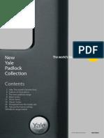 Yale Y Series Padlocks Catalog Part1