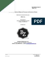 Informe Final Mes de Abril 2019