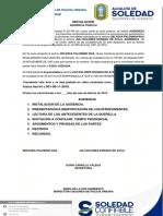 AUDIENCIA PÚBLICA Traslado de Experticio y Resolucioon Final