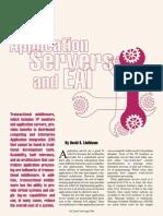 Application Server and EAI
