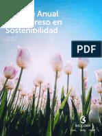 Informe Anual de Progreso en Sostenibilidad Belcorp