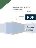Guia de trabajos practicos de Quimica Analitica