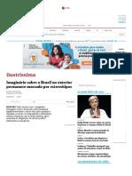 Imaginário Sobre o Brasil No Exterior Permanece Marcado Por Estereótipos - 05-02-2017 - Ilustríssima - Folha de S.paulo