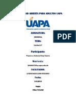 Ejercicio Sobre Potenciación Algebraica Practica # 5
