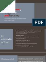 Totalitarismo, Fascismo y Antifascismo Presentación Curso