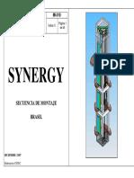 Manual Montagem Synergy - Esp