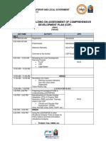 Program Flow Orientation of Cdp