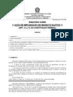 IMPUGNAÇÂO DE MANDATO ELETIVO