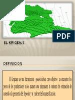 El Krigeado