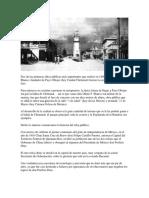 Faro y Reloj Chetumal