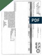 Certificado Respel Recolección de Sust Qcas
