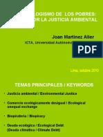 JoanMartinez Alier