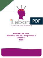 Unidad 12 JDBC