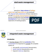 1. Waste Management Practices