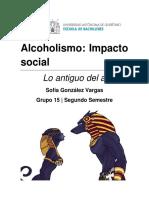 Lo Antiguo Del Alcoholismo