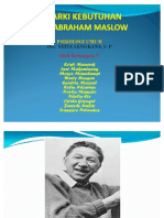 35362878 Hierarchy of Needs by Abraham H Maslow