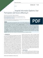 Zia Dan Wingkvist - A Plan for Implementation of Hospital Information