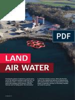 Land Air Water