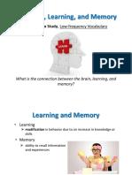 Diagnóstico English Memory