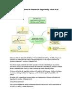 Estructura del Sistema de Gestión de Seguridad y Salud en el Trabajo SG.docx