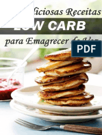 12 Receitas Low Carb