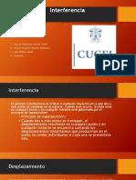 Interferencia Presentacion 2.0
