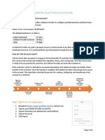 Laserfiche Cloud Trial Account Guide