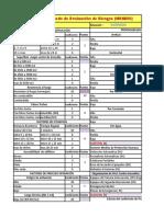 Modelo en Excel MESERI Deber