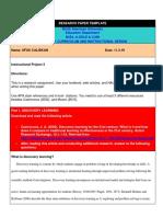 educ 5312-instructional project 3-ufuk caliskan