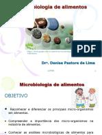Microbiologia Alimnetos