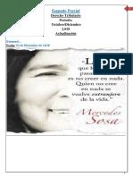 Actualización Fianl - Fecha, 02 de Diciembre - II Parcial de Derecho Tributario - (Canvas) Fotos Actuales (Octubre - Noviembre) - Emanuel