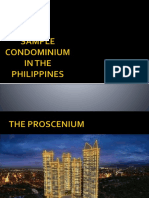 Sample Condominiums in the Philippines