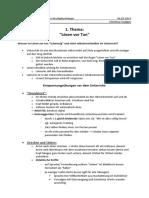 Mitschriften Didaktik Und Lehrpraxis Der Musikphysiologie SoSe 2019