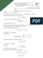 HojaEjercicios Fourier DFB No5