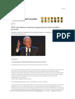 EC (2019). PPK Especialistas Cuestionan Argumentación Sobre El Peligro Procesal. Lima