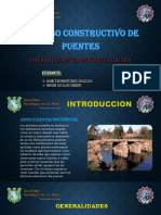 Diapositivas Final de Proceso Constructivo de Puentes