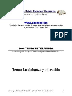 107133528-Clase-9-La-Alabanza-y-la-Adoracion pdf