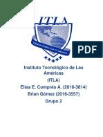 Base de Datos - Proyecto Final.docx
