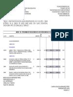 Anexo 12e.- Programa de Erogaciones de Ejecución General de Los Trabajos