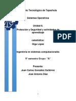 Unidad 6-Sistemas Operativos