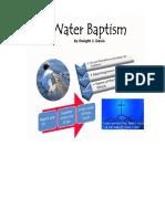 WaterBaptism - Dwight J. Davis.docx