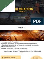 UNIDAD 2 PERFORACION (METODOS DE PERFORACION).pptx