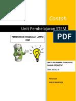 Unit Pembelajaran STEM Spdmotor-2019