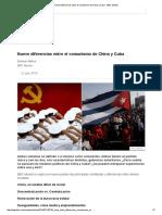 Nueve diferencias entre el comunismo de China y Cuba - BBC Mundo.pdf